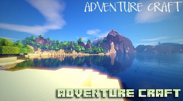 Текстуры AdventureCraft для Minecraft 1.12.2 скачать бесплатно