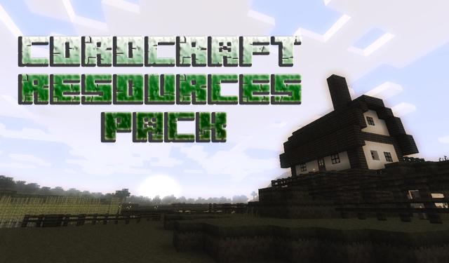 Текстуры CoroCraft для Minecraft 1.13.2