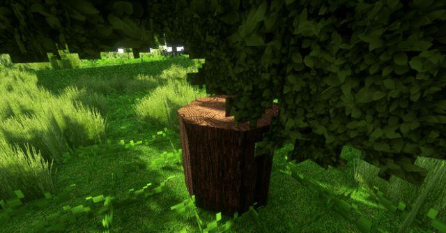 Скачать текстуры Vision Realistic на Майнкрафт 1.13.2