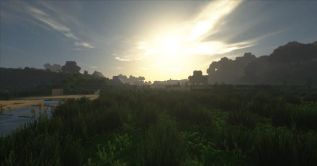 Скачать текстуры Realistic Ultra HD для Майнкрафт 1.13, 1.12.2