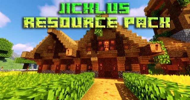 Скачать текстуры Jicklus для Minecraft 1.14
