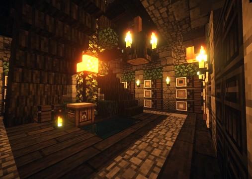 Текстуры Mizuno Craft для Minecraft 1.14.4