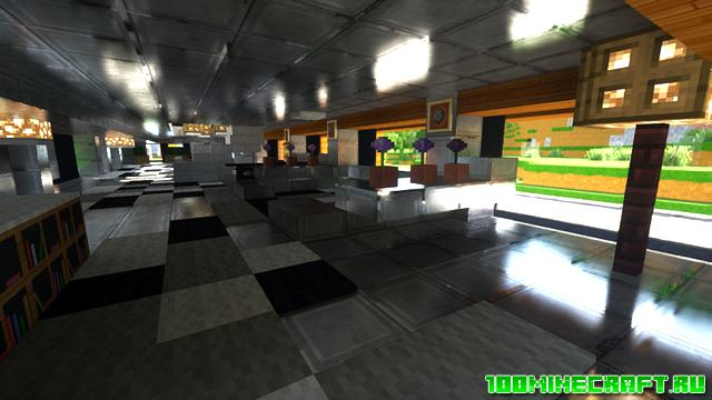 Текстуры Moderna HD 64x для Майнкрафт 1.14.4
