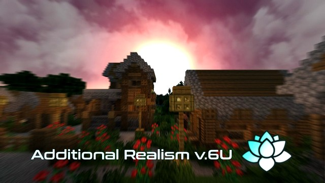 Текстуры Additional Realism для Майнкрафт 1.15