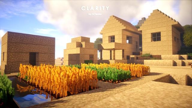 Скачать текстуры Clarity для Майнкрафт 1.15