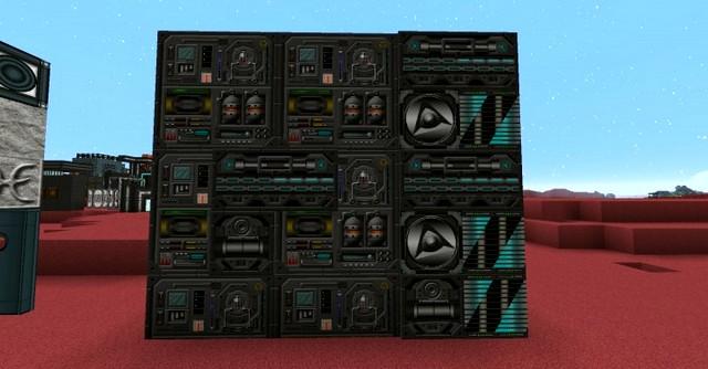 Скачать космические текстуры для Майнкрафт 1.15