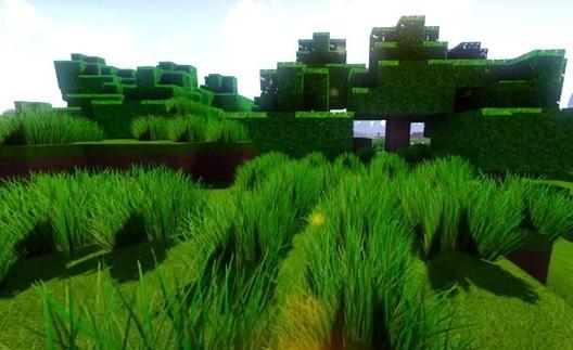 Текстур пак для Minecraft 1.15, 1.14 - OmniJars