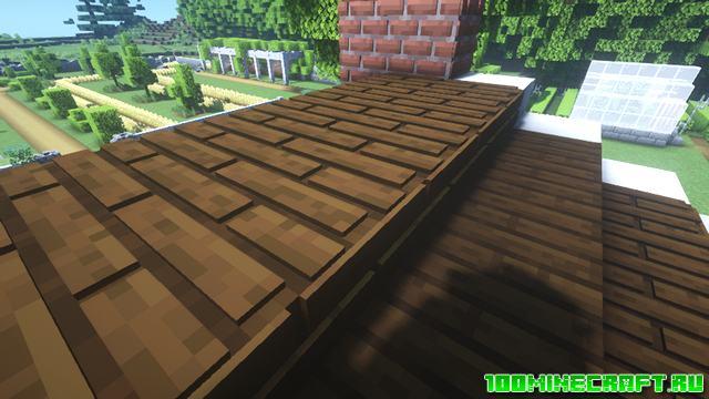 Текстуры Классик 3D для Minecraft 1.16.5