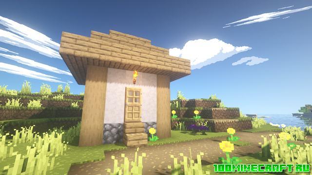 Скачать текстур пак Craftmania 16x для Minecraft 1.16.5, 1.15.2