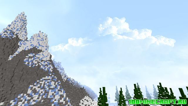 Скачать текстуры Dramatic Skys для Minecraft 1.16.5