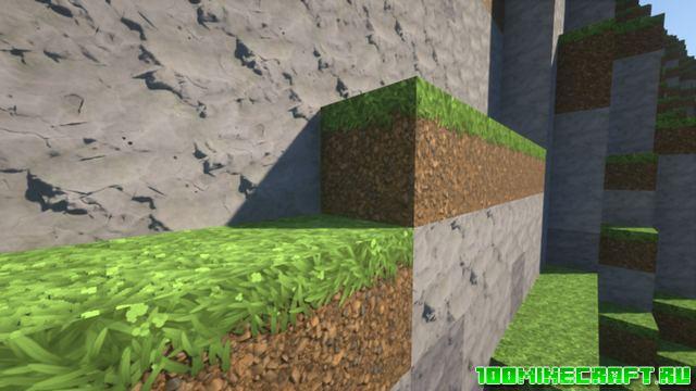 Текстуры NAPP 512x512 для Майнкрафт 1.16.5   Photorealistic