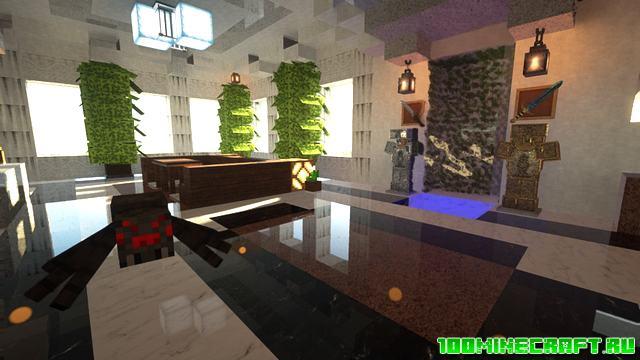 Скачать текстуры 512х для Minecraft 1.16.5   Realism Mats