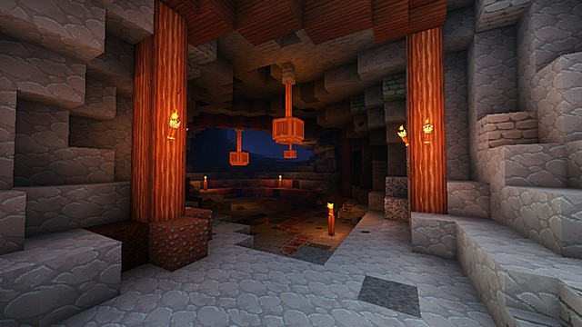 Скачать текстур пак Dragon Dance для Майнкрафт 1.16