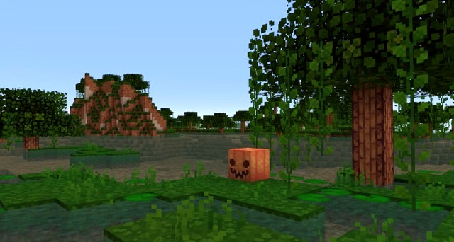Текстуры для Minecraft 1.16 - Ignafs Quadral