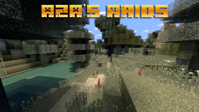 Текстуры Aza's Arid для Майнкрафт 1.8