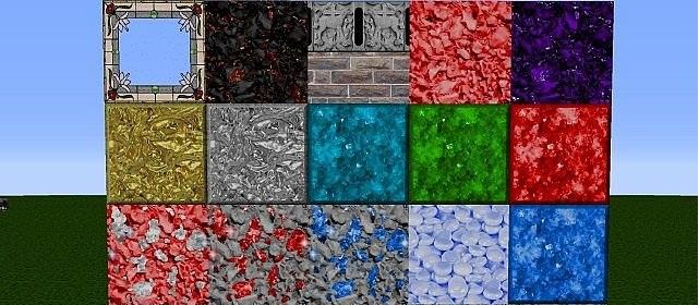 Скачать реалистичные текстуры 256х256 для Майнкрафт 1.8.х