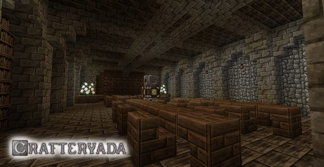 Скачать текстуры Crafteryada 32х32 для Minecraft 1.12.2