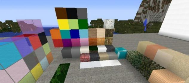 Скачать бесплатно текстуры Modern Real для Minecraft 1.8/1.7.10