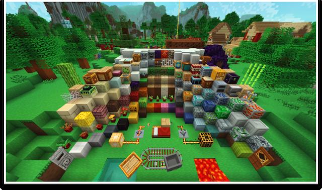 Скачать бесплатно текстуры для Minecraft 16x