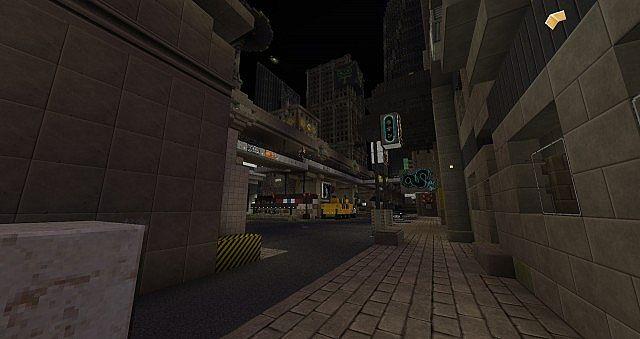 BladeCraft карта для Minecraft