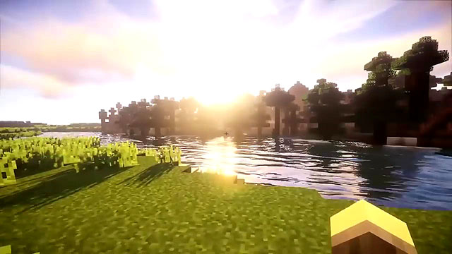 Шейдеры Continuum для Майнкрафт 1.12.2