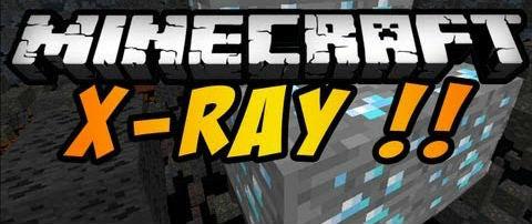 Скачать чити для Minecraft / Поиск ресурсов, алмазов, угля, железа